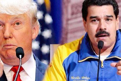 Trump ya no reconocerá al dictador Nicolás Maduro como presidente y promete aumentar la presión