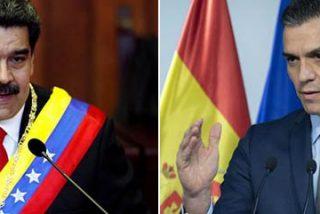 Pedro Sánchez, sus amigos, la tiranía en Venezuela y cuando un Gobierno es miserable