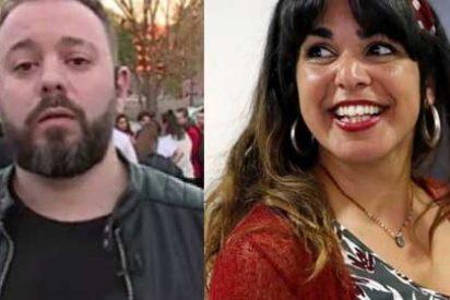 La extrema izquierda se echa al monte: Maestre saca pecho por la querella de VOX tras acusarles de complicidad con el asesinato de mujeres y la podemita Teresa Rodríguez aplaude su tesis