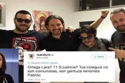 Pablo Iglesias e Irene acunan a sus mellizos con la música del grupo que pide meter en un 'zulo' a Pablo Casado