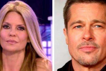 Brutal: La agencia de representación de Brad Pitt deja a Makoke como una mentirosa y desmiente que haya tenido una relación con el actor