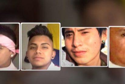 """Estas son las caras de """"La Manada de ecuatorianos"""" de Callosa que labró su fama en el instituto"""