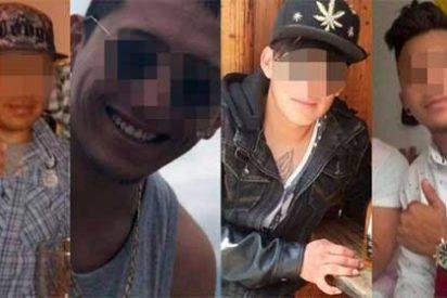 Encuentre las diferencias del manual de periodismo patrio: se pixelan las caras de los violadores cuando éstos sean ecuatorianos