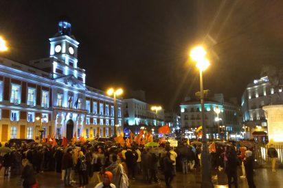La pantomima de manifestación a favor de Maduro en Sol: Mentiras, incoherencias y escasez de venezolanos