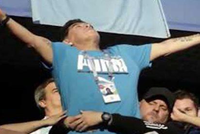 Hospitalizan a Diego Maradona en una clínica en Buenos Aires por presunto sangrado estomacal