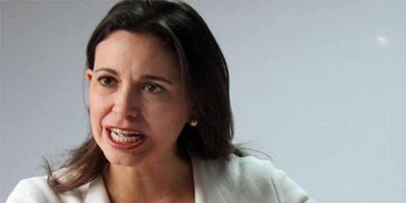 Venezuela: María Corina Machado pide ayuda a los españoles