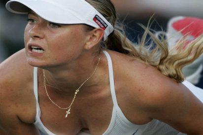 No reconocen a la tenista María Sharápova en la entrada al Abierto de Australia y pasa esto…