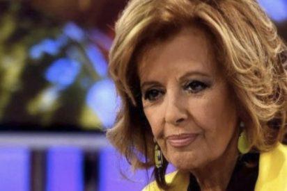 """María Teresa Campos: """"Asqueroso y repugnante"""""""