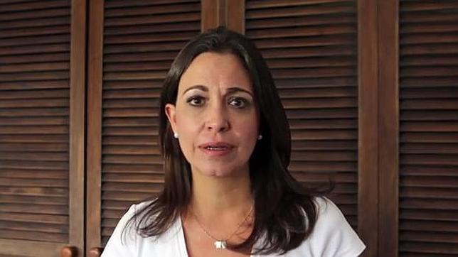 María Corina Machado, propuesta como candidata a los Premios Princesa de Asturias