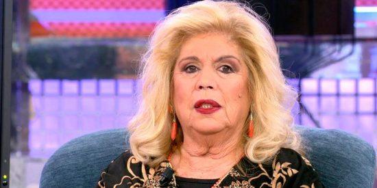 """Brutal declaración de María Jiménez: """"Raquel Bollo se cargó la carrera de Chiquetete..."""""""