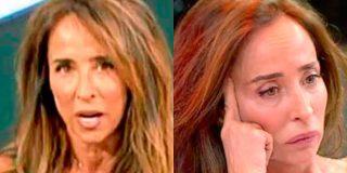 Los excesos de cirugía estética arruinan la cara de María Patiño