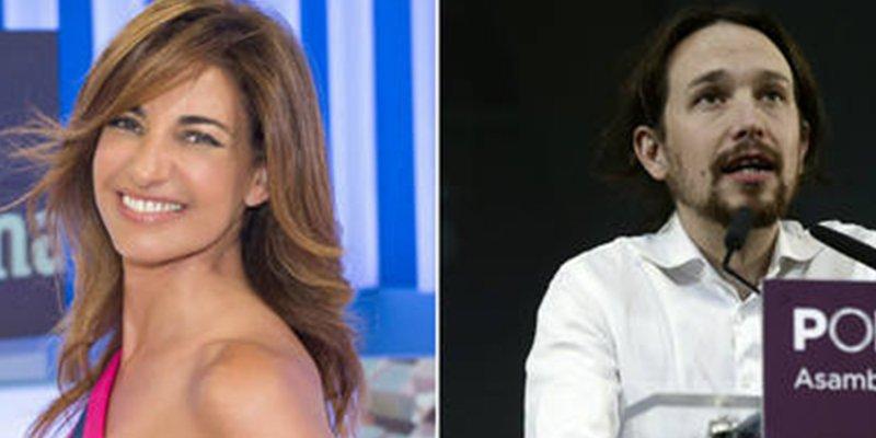 Mariló Montero deja en ridículo al veleta de Pablo Iglesias