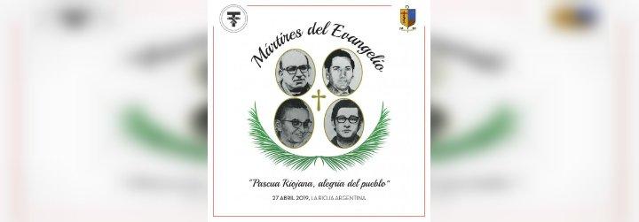 Presentan el logo y el lema de la beatificación de Angelelli y los mártires riojanos