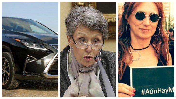 La estalinista del 'Lexus' tendrá que responder por el fracaso humillante de Fortes y la caída libre de 'Informe Semanal'