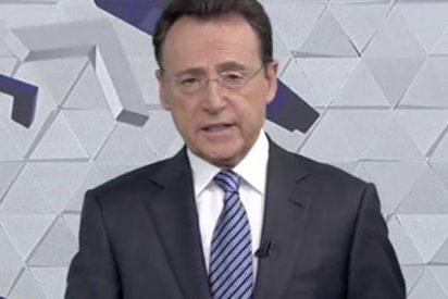 Matías Prats y el momento más surrealista que se recuerda en 'Antena 3 Noticias'