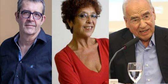 Ilustres 'intelectuales' progres se ponen de los nervios con Alfonso Guerra por decir que el Chile de Pinochet fue una dictadura que funcionó en lo económico