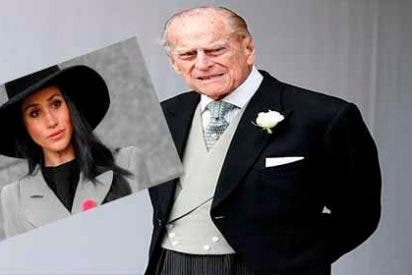 Kate Middleton no es la única: el duque de Edimburgo no soporta a Meghan Markle
