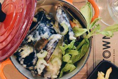 Midtown, uno de los pocos restaurantes de Madrid que elabora el plato más emblemático de Bélgica: moules et frites