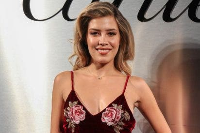 Las fotos de la hija de Luis Miguel en un diminuto bikini