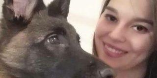 La policía cree que los perros de Miriam conocian a la asesina de las 20 puñaladas: por eso no reaccionaron