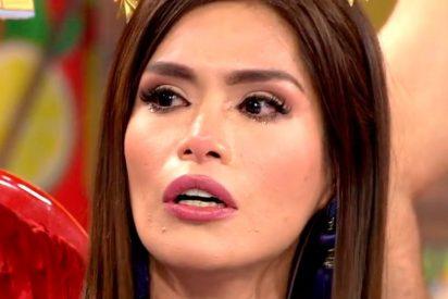 """Carlos Lozano insulta como un 'energúmeno' a Miriam Saavedra: """"Eres una sinvergüenza"""""""