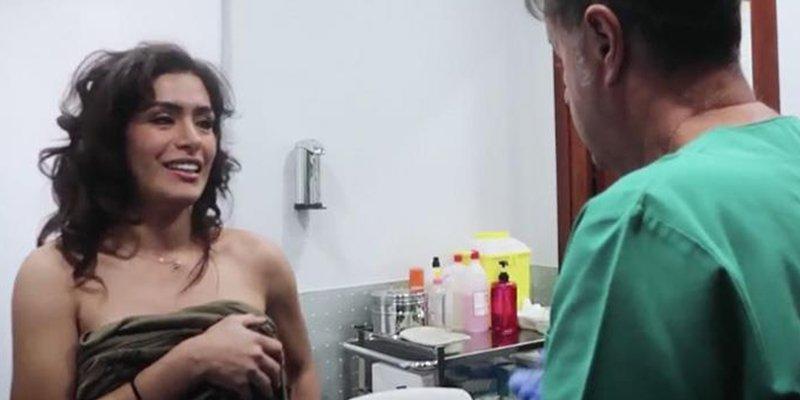 Todos los secretos sobre las operaciones estéticas de Miriam Saavedra
