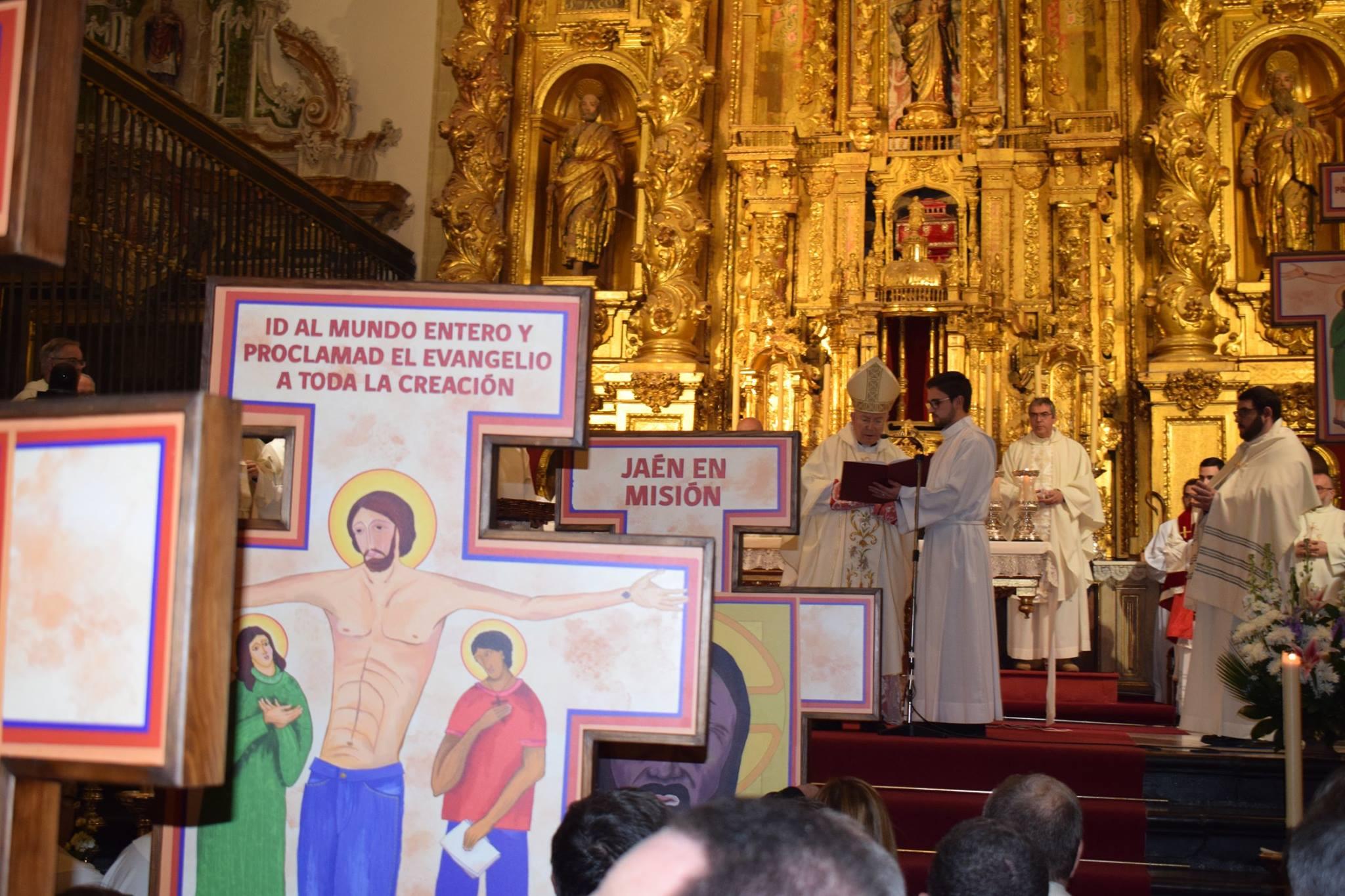 """Rodríguez Magro pone a la diócesis de Jaén en salida """"hacia todos"""""""