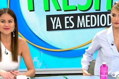 """La frivolidad de Mónica Hoyos: """"Me quiero quedar embarazada de Albert Rivera"""""""