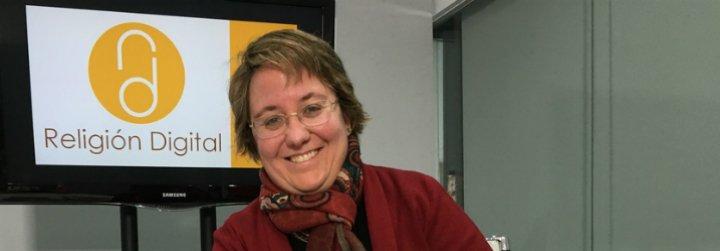 """Mónica González: """"Andamos exprimiendo el tiempo, pero hay sed de espiritualidad"""""""