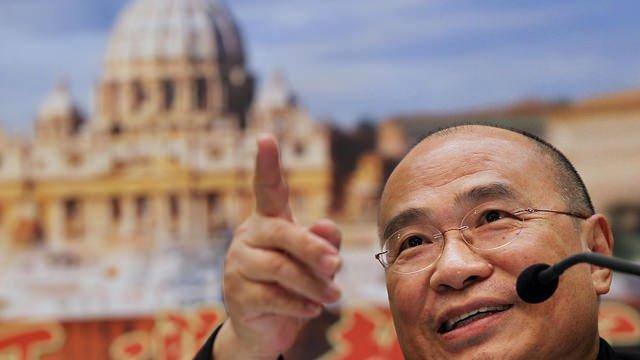 Muere el obispo de Hong Kong, Michael Yeung