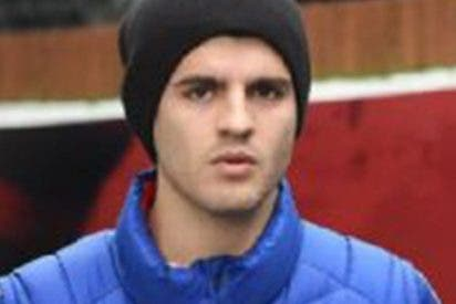 """Morata: """"Estoy súper contento, llevaba muchos días esperando"""""""
