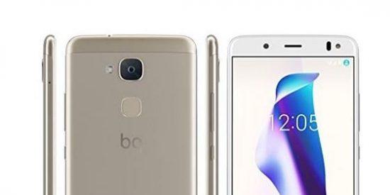 Ofertas en móviles BQ con hasta -35% de descuento