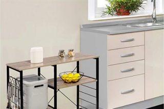 Mueble auxiliar de cocina barato