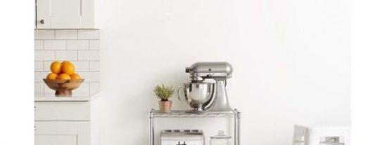 Muebles auxiliares de cocina baratos, (nuestra selección desde 12 €)