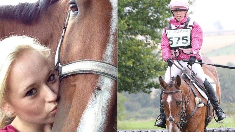 El trágico accidente donde murió una joven jinete y su caballo