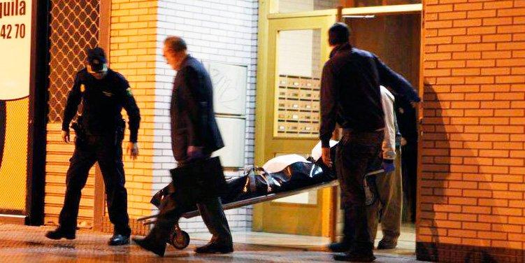 Una abogada es asesinada a cuchilladas en Zaragoza por un hombre que ya mató a su mujer en 2003
