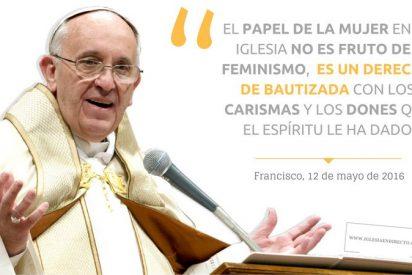 """Gabriel María Otalora: """"La Iglesia es femenina...en teoría"""""""