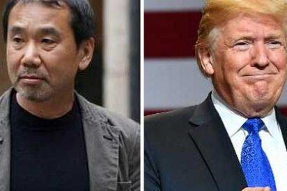 'El País' pincha en hueso en su intento de conseguir que el autor japonés Murakami arremeta contra Donald Trump