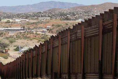 Cuánto se ha construido realmente del muro que planea Trump entre México y Estados Unidos