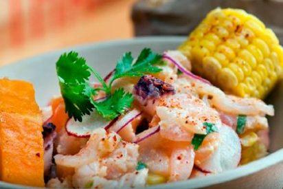 Receta: Ceviche peruano