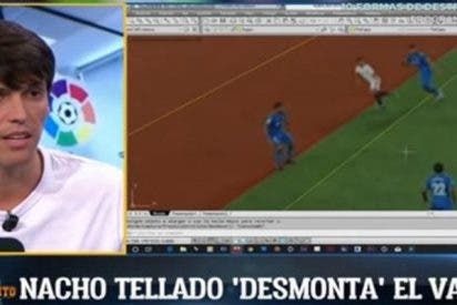 Le llueven las críticas a Pedrerol por «despedir y silenciar» al colaborador de «El chiringuito» Nacho Tellado