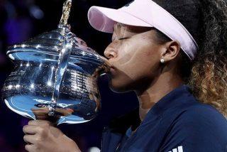 La tenista Naomi Osaka se convierte en la número uno del mundo tras vencer el Abierto de Australia