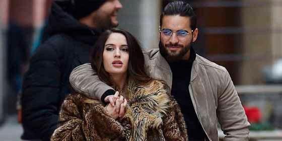 """¡OMG! Mira la foto que Maluma publicó de su novia """"sé que me vas a matar"""""""