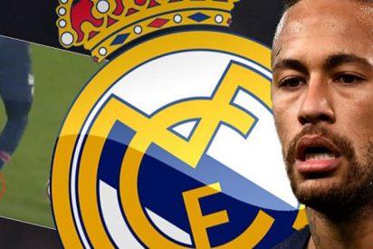 Máxima preocupación en el Real Madrid por Neymar