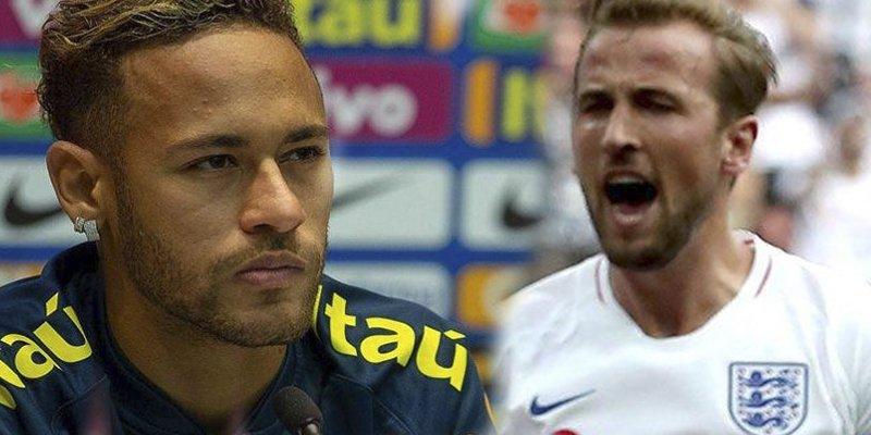 """Harry Kane: """"Jugaré con Neymar en el Real Madrid"""""""