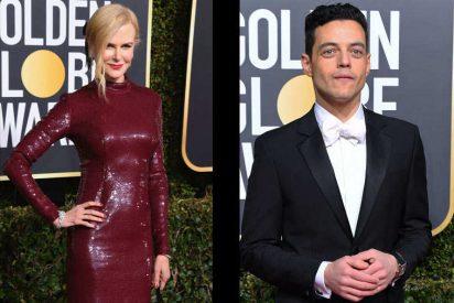 El bochornoso y viral momento entre Rami Malek y Nicole Kidman