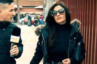 Escándalo: La novia de Matamoros graba a Terelu bailando y envía el vídeo a 'Sálvame'
