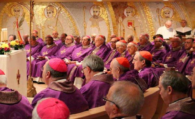 Los obispos españoles se irán de ejercicios espirituales del 13 al 19 de enero