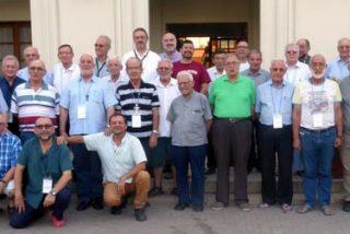 Misioneros de la OCSHA se reúnen en Santiago y reciben el agradecimiento de la Iglesia chilena
