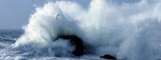 Península Ibérica: Llega la borrasca Gabriel con vientos de más de 120 km/h